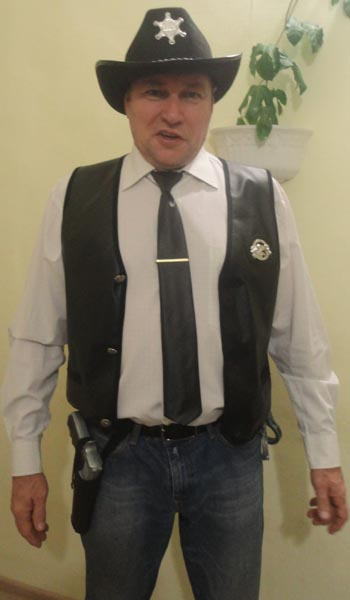Карнавальный костюм Шериф