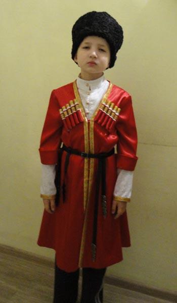 Карнавальный костюм Горец