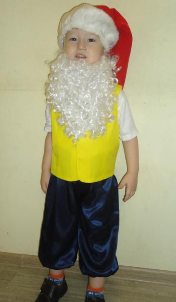 Костюм Гном