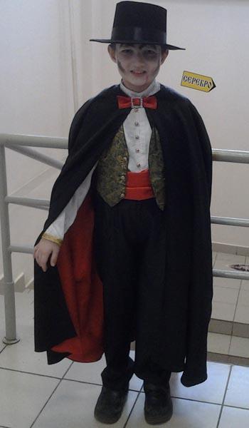 Костюм графа Дракулы - photo#14