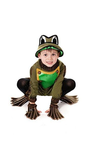 Костюм лягушонка - photo#15