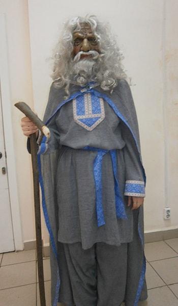 Костюм старца